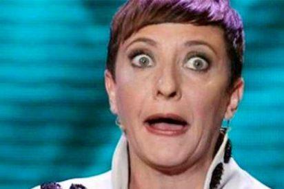 Eva Hache, una 'pedorra' sin gracia que va de fracaso en fracaso
