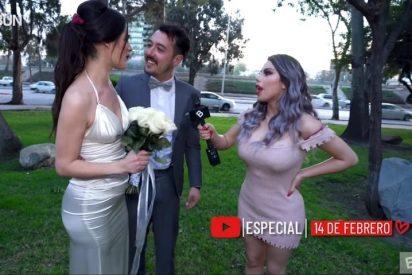 """Arruinar una boda: El límite imperdonable que pasó Lizbeth Rodríguez, la presentadora de """"Exponiendo infieles"""""""