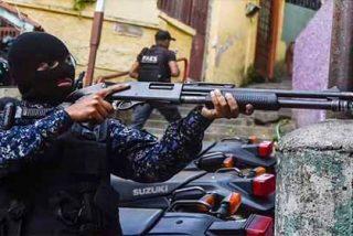 El 'escuadrón de la muerte' de Maduro secuestra a seis integrantes de la ONG Acción Solidaria
