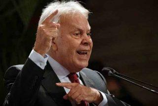 Felipe González 'tira de las orejas' a Borrell por una UE muy tibia contra el dictador Maduro