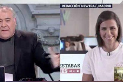 """El CIS se le indigesta hasta a laSexta: Ferreras brama contra Tezanos al grito de """"doctor Bacterio"""""""