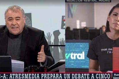 La audiencia más radical de laSexta, alienada durante tantos años de radicalismo podemita e independentista, estalla contra Atresmedia por invitar a VOX al debate