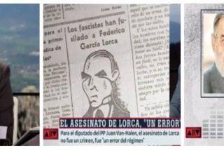 Más sectarismo: Ferreras y su tropa insultan a un diputado del PP al que atribuyen por error un ataque a Lorca