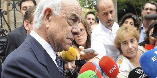 Francisco González alias 'FG': el hombre que sabía demasiado... gracias al comisario Villarejo