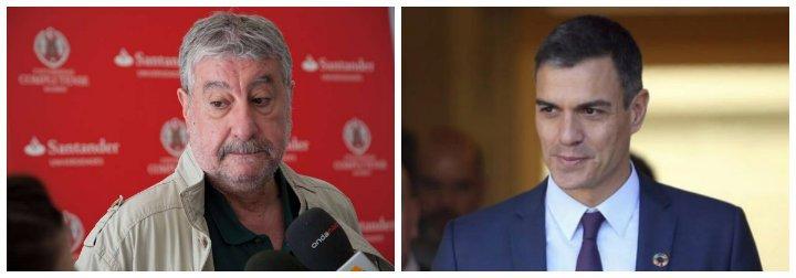 """José María Fidalgo se desata contra Sánchez: """"Es un estúpido y jode a todos los que están a su alrededor"""""""