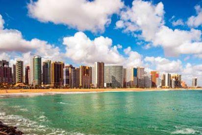 Vuelos baratos a Fortaleza, Brasil