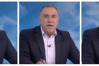 El bochornoso papelón de 'El Lechero' Fortes: asegura a Casado, Rivera e Iglesias el mismo formato que Sánchez