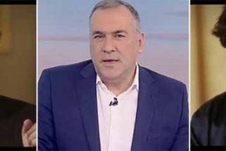 Para esto ha quedado TVE: 'El Lechero' Fortes arranca su programa promocionando laSexta, babeando a Évole y defendiéndole de las críticas