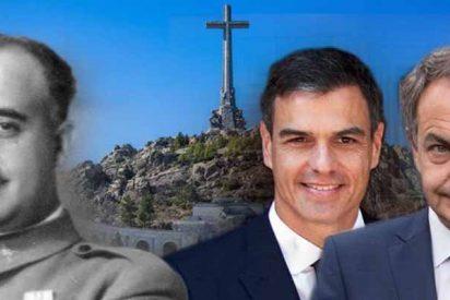 La Justicia para en seco la jugada de Sánchez para sacar la momia de Franco del Valle de los Caídos