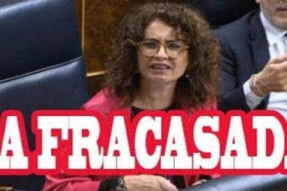 Los golpes bajos entre Casado y la ministra Montero que dejan fuera de combate a Sánchez