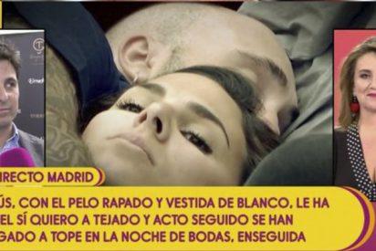 Fran Rivera deja con el culo al aire a 'Sálvame' tras esta impertinente pregunta sobre Eva González