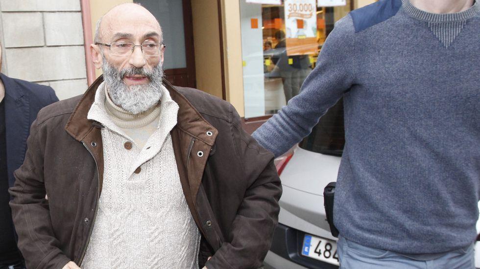 Comienza el juicio contra el fraile de O Cebreiro acusado de abusos