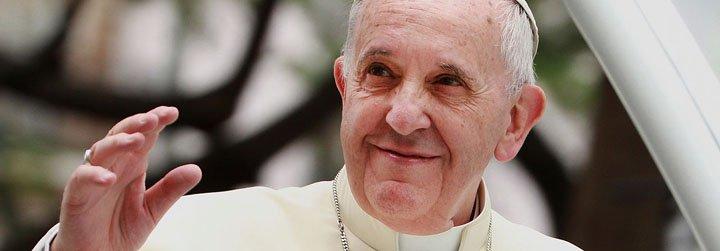 """Hermano Francisco, ¿por qué nos """"desinflas"""" las expectativas de una profunda reforma de la Iglesia?"""