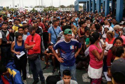 Venezuela encabeza la lista de solicitudes de asilo en España, con un 40% de las que están pendientes