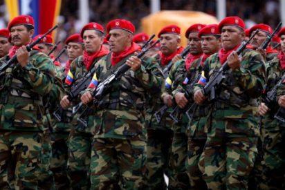 Altos mandos militares del narcorégimen chavista ya envían a sus familiares fuera de Venezuela