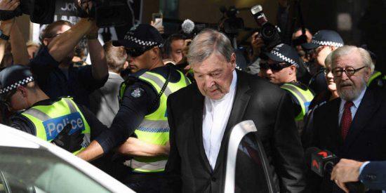 Ya es oficial: el cardenal Pell, condenado por abusos sexuales