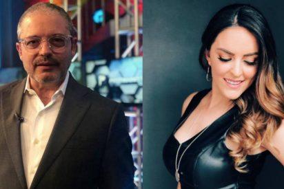 Comentarista de TV Azteca critica las fotos sexys de su compañera Patty López