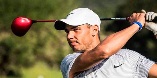 El maestro Rafael Nadal es subcampeón balear... de golf