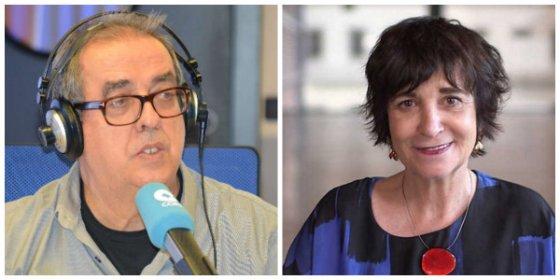 Santiago González pilla a Rosa Montero en dos mentiras de libro sobre Sánchez y la cruje a base de bien