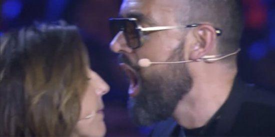 """Los mejores memes sobre la reacción de Paz Padilla en """"Got Talent"""""""