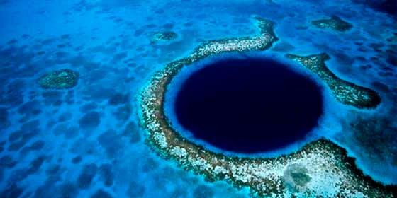 Los asombrosos hallazgos de una expedición en el Gran Agujero Azul en el Caribe