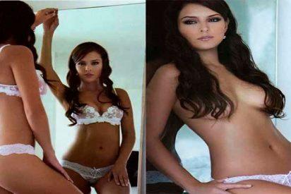 Fotos: Grettel Valdez posa en ropa interior y desnuda en su bañera