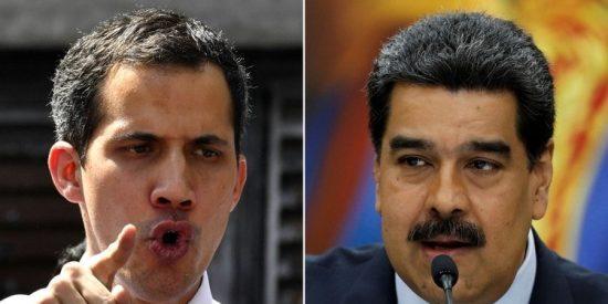 """The New York Times: """"Duelo de conciertos en la frontera: otro enfrentamiento en Venezuela"""""""
