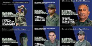 """""""Soldado escucha"""": La campaña de Juan Guaidó para los militares venezolanos"""