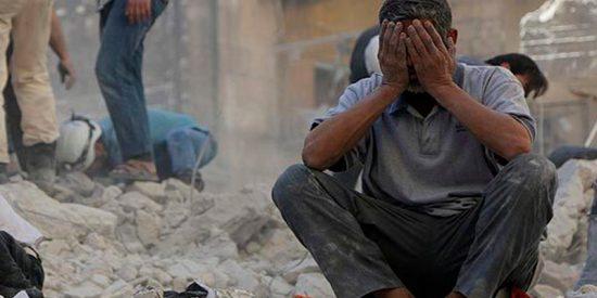 """Maristas azules de Alepo denuncian que el """"cinismo"""" de Occidente alimenta el conflicto en Siria"""