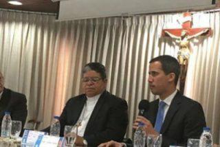 La Santa Sede recibe a la delegación de Guaidó y clama por una solución para Venezuela