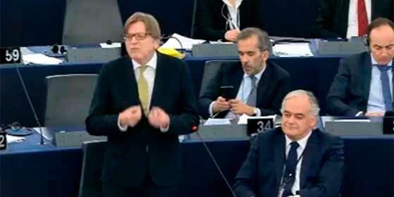 """Paliza de la UE al mandatario italiano por no apoyar a Guaidó: """"Eres la marioneta de Salvini y Di Maio"""""""