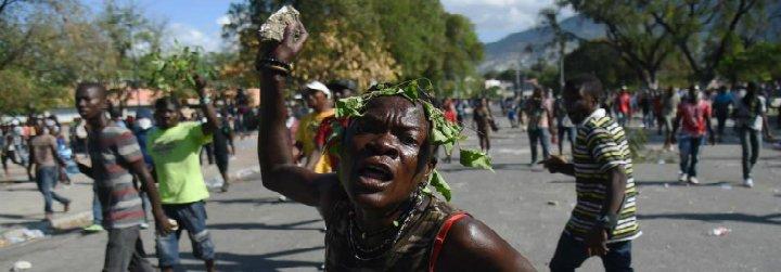 """Religiosos de Haití advierten de que la violencia en el país """"clama al cielo con voz potente"""""""