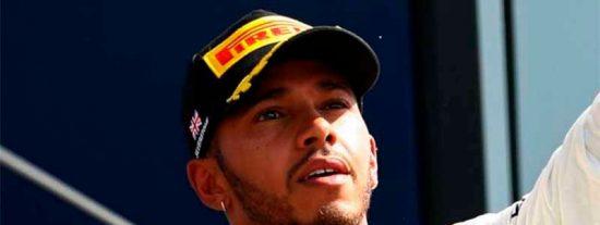Filtran un video íntimo del piloto de F1 Lewis Hamilton y su expareja