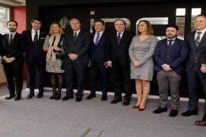 Juan Vicente Herrera apuesta por León como sede del Centro Europeo de Competencia de Ciberseguridad