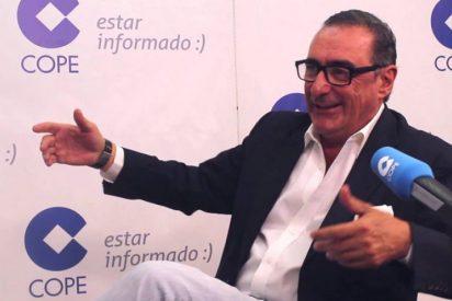 """Carlos Herrera: """"ARCO es el paraíso de los pedantes que merecen que les tomen el pelo"""""""