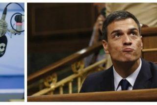 """Carlos Herrera, sin medias tintas contra Sánchez: """"Hay granitos más blandos que la cara que tiene este individuo"""""""