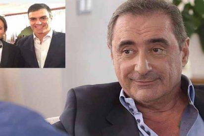 """Carlos Herrera: """"El 'procés' fue un golpe de Estado contra la Constitución votada en Cataluña mayoritariamente"""""""