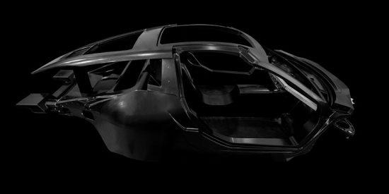 Este es el nuevo y lujoso coche eléctrico de la marca española en el Salón de Ginebra