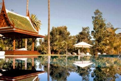 Hotel Gran Lujo en Tenerife: Hotel Botánico