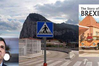 """La UE califica a Gibraltar como """"colonia británica"""" y cabrea como monos a los ingleses"""
