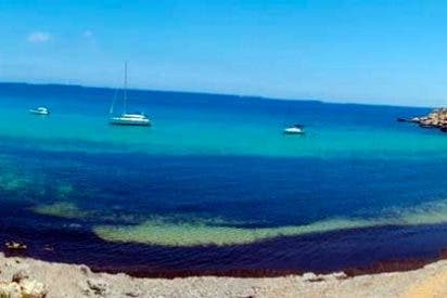 Playas increíbles: Mgiebah Bay, Malta