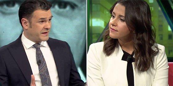 Inés Arrimadas arrasa en laSexta ante más de uno que no quería ni verla en el Congreso