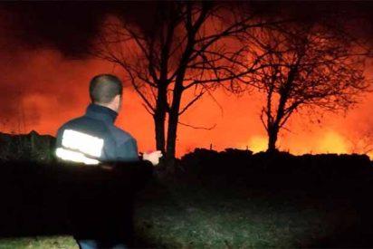 La Guardia Civil detiene al jefe de voluntarios de Protección Civil de Cantabria por provocar los incendios