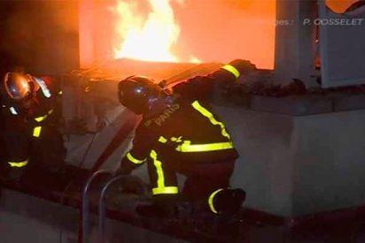 Un incendio provocado por una pelea en un edificio de una zona acomodada de París deja al menos siete muertos