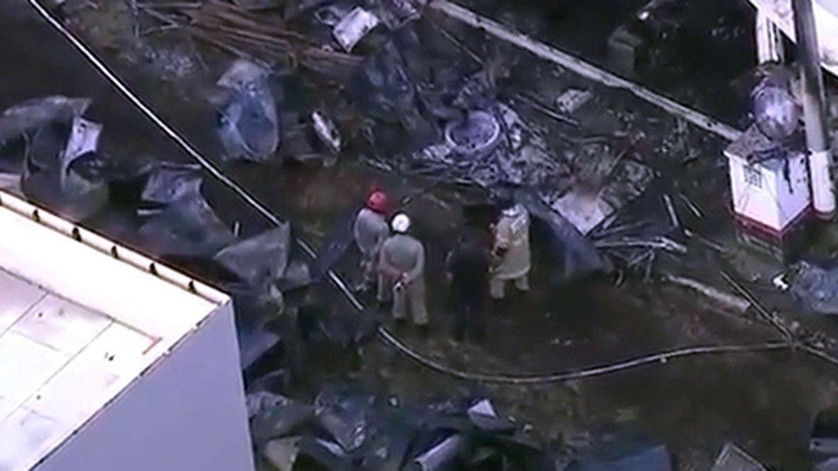 Tragedia en Brasil: 10 muertos por un incendio en el complejo deportivo del Flamengo