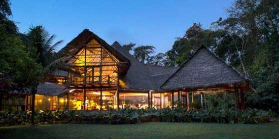 Inkaterra Hotels, una de las mejores cadenas hoteleras del mundo