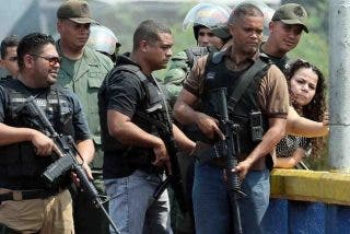 Iris Valera, la funcionaria chavista que lideró a los grupos paramilitares del dictador Maduro en la frontera