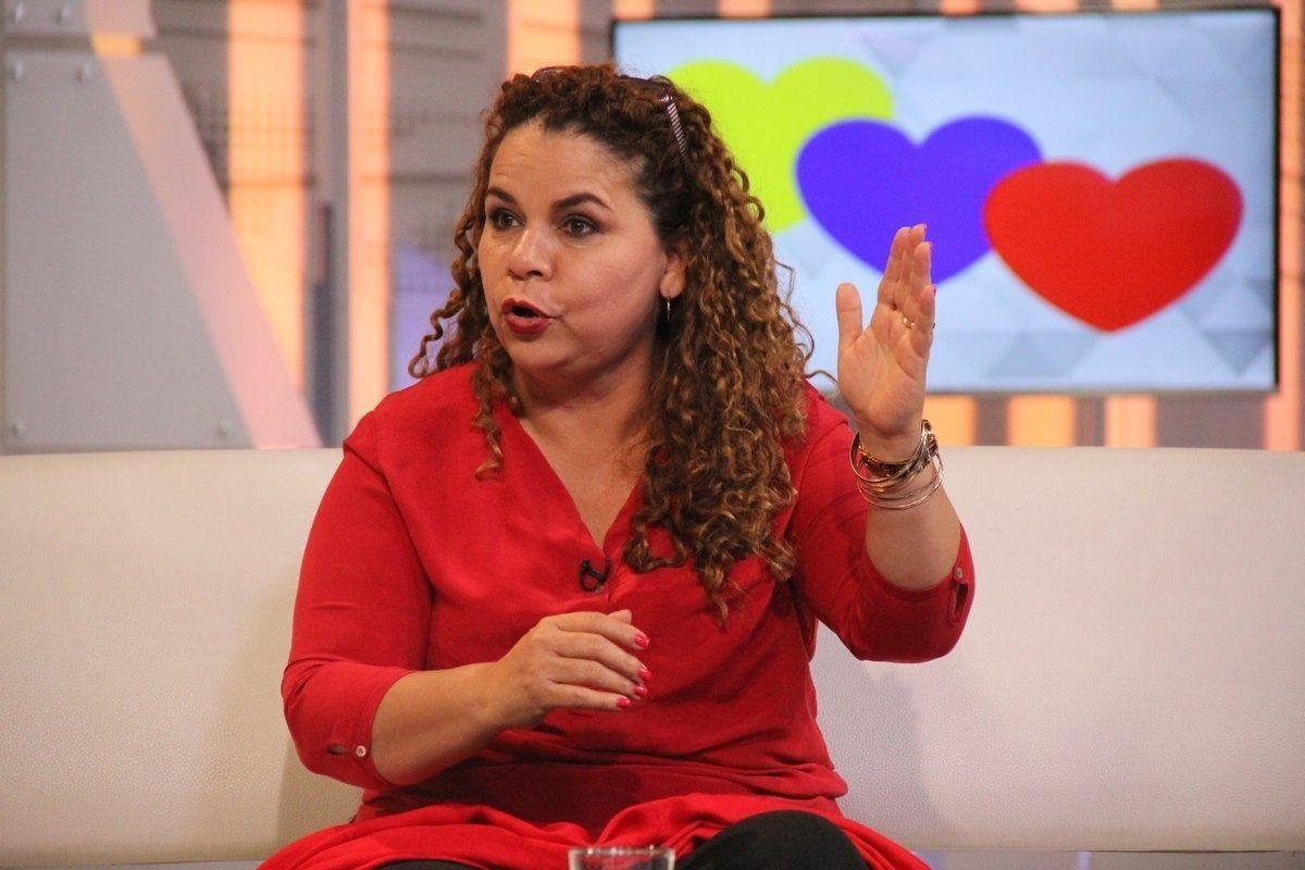 La chavista Iris Varela reacciona así a la ayuda humanitaria de EEUU (FOTO)