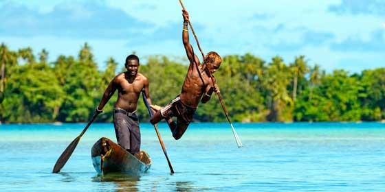 """Cuando los humanos no eran un """"agente destructivo"""" de las islas"""