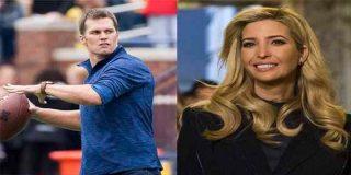 """El deseo de Trump por Tom Brady y su hija Ivanka que luego se convirtió en """"broma"""""""